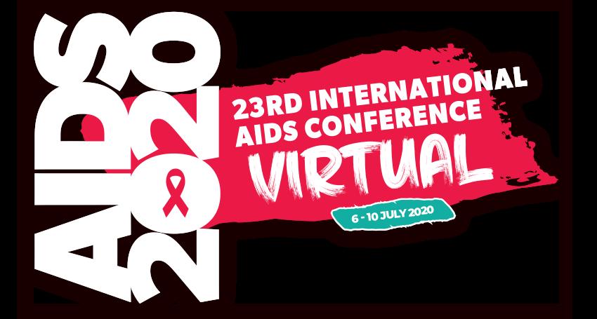 AIDS2020 Logo Virt WT, Community Education Group